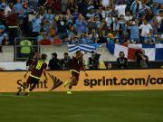比赛集锦:乌拉圭 0-1 委内瑞拉