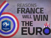 人才辈出,外媒列出东道主法国夺得欧洲杯的六大理由
