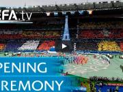 磅礴大气,全景回顾法国欧洲杯的开幕仪式