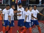比赛集锦:智利 2-1 玻利维亚