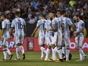 比赛集锦:阿根廷 5-0 巴拿马