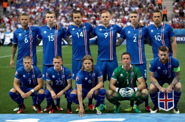 冰岛足球世界排名