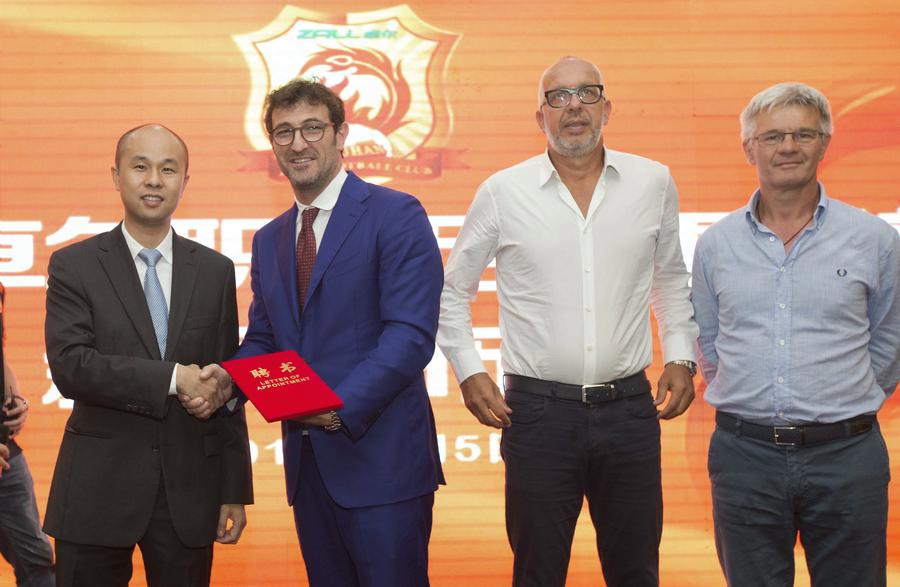 官方:费拉拉执教武汉卓尔 - 足球第一门户|懂球