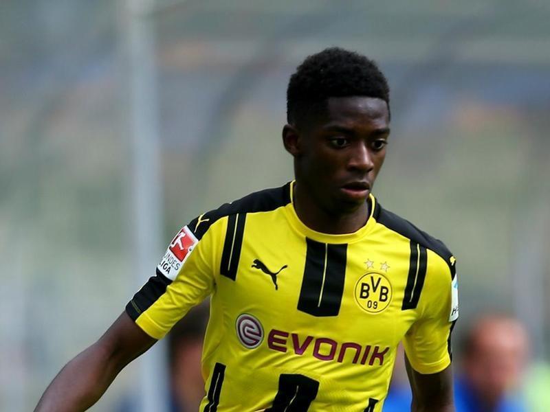法国U21大名单:O-登贝莱入选 - 足球第一门户 