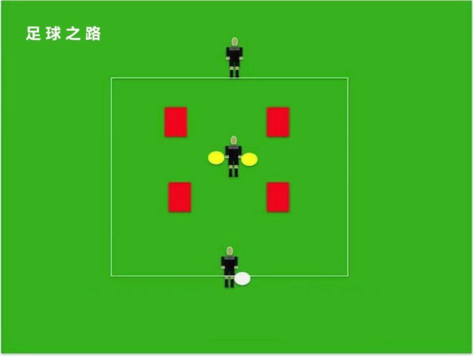 如何提高在场上抬头观察能力的训练方法 - 足球