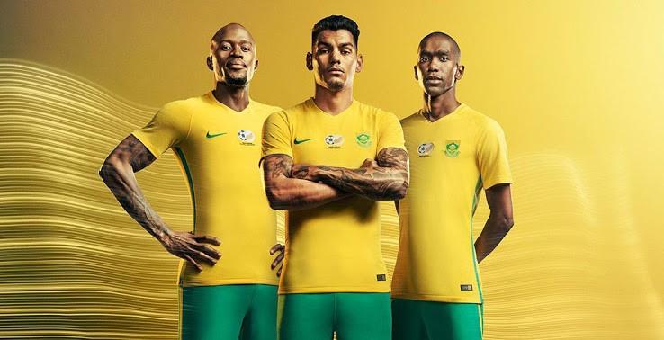 """耐克发布南非新款球衣,又是""""我也能当耐克设计师""""系列图片"""