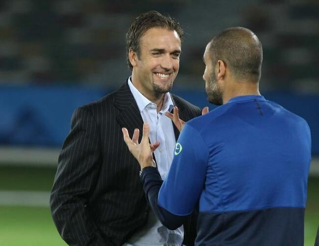 巴蒂斯图塔:我支持梅西当选世界足球先生 - 足
