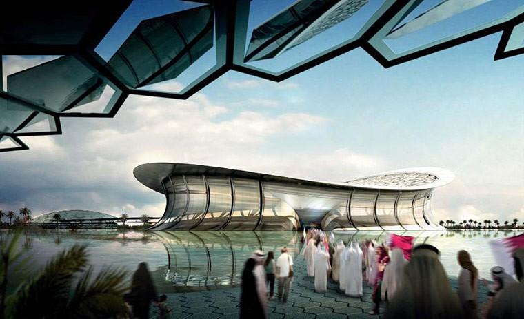 卡塔尔媒体:中国铁建集团获得2022年世界杯决