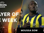 欧联杯本周最佳球员:索乌