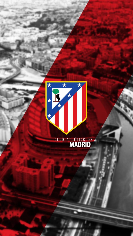 图集:马德里竞技召开发布会,宣布万达成为新球