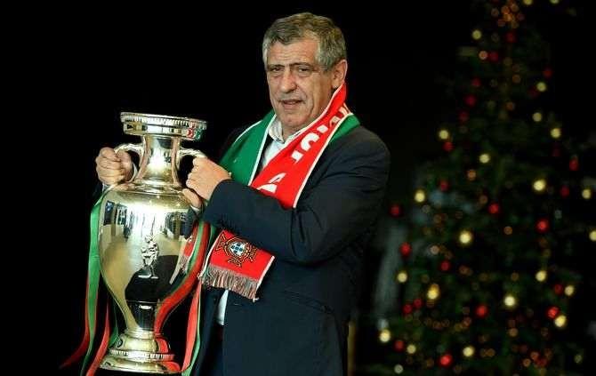 提到夏天的欧洲杯,每个人都会想起神奇的葡萄牙国家