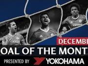 切尔西12月份最佳进球:迭戈-科斯塔两球入选