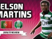 边路快马,葡萄牙边锋G-马丁斯进球和助攻集锦
