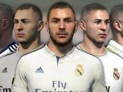 越来越逼真,本泽马从FIFA 06至17的进化史
