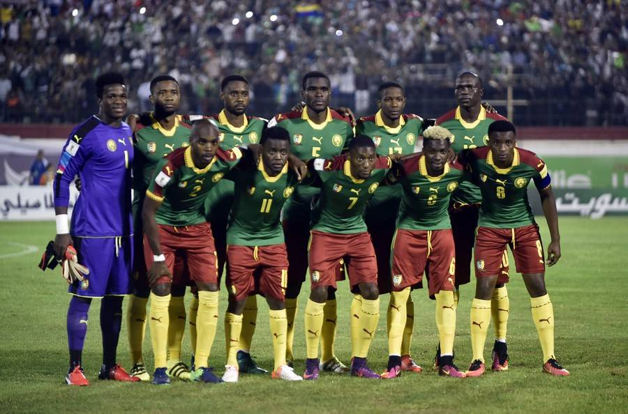足彩预测:非洲杯喀麦隆vs几内亚比绍-足球第徐筠视频图片