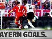 德甲终于回归了,盘点拜仁vs弗赖堡的十大进球