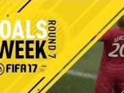 FIFA17第七周最佳进球:C罗另类蝎子摆尾+阿里倒钩