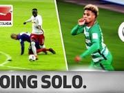 一个人的表演,德甲本赛季十大solo进球