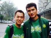 海外球迷访谈:以梦为马的北京男孩李平康