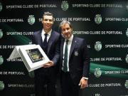号码重编,C罗失去葡萄牙体育第10万名会员编号