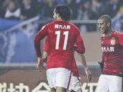 恒大1-0苏宁卫冕超级杯冠军,阿兰世界波制胜