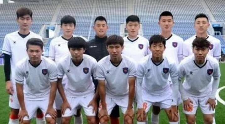 青训出成果,青岛中能10名球员入选山东u20参加全运会