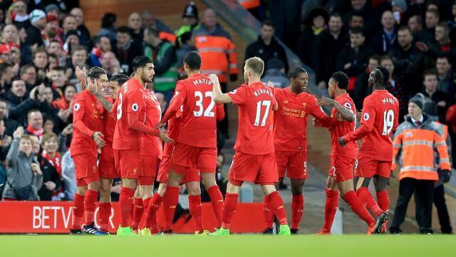 利物浦3-1阿森纳积分反超对手列第三