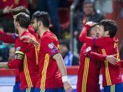 比赛集锦:西班牙 4-1 以色列