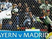 欧足联官方盘点:拜仁战皇马的经典进球