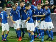 比赛集锦:意大利 2-0 阿尔巴尼亚