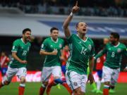 比赛集锦:墨西哥 2-0 哥斯达黎加
