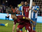 比赛集锦:美国 6-0 洪都拉斯