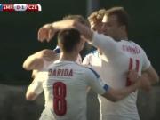 比赛集锦:圣马力诺 0-6 捷克