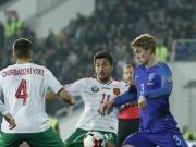比赛集锦:保加利亚 2-0 荷兰