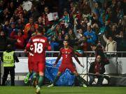 比赛集锦:葡萄牙 3-0 匈牙利