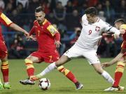 比赛集锦:黑山 1-2 波兰