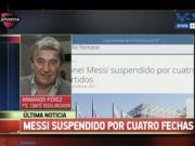 阿根廷足协负责人:我们会上诉