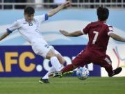 比赛集锦:乌兹别克斯坦 1-0 卡塔尔