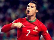 葡萄牙与瑞典上次交手,C罗献霸气帽子戏法