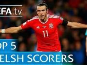 吉格斯和贝尔领衔,盘点欧冠进球最多的威尔士球星