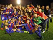恭喜,巴萨晋级女足欧冠半决赛