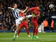 跑位意识强,菲尔米诺为利物浦攻入的五粒头球