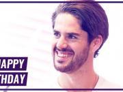 用实力说话,伊斯科25岁生日快乐!