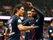 比赛集锦:巴黎圣日耳曼 2-0 蒙彼利埃