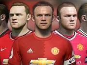 别光关注发型,鲁尼从FIFA 04至17的演化史