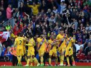 比赛集锦:利物浦 1-2 水晶宫