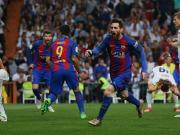 比赛集锦:皇家马德里 2-3 巴塞罗那