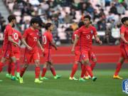 官方:韩国U20世青赛名单出炉