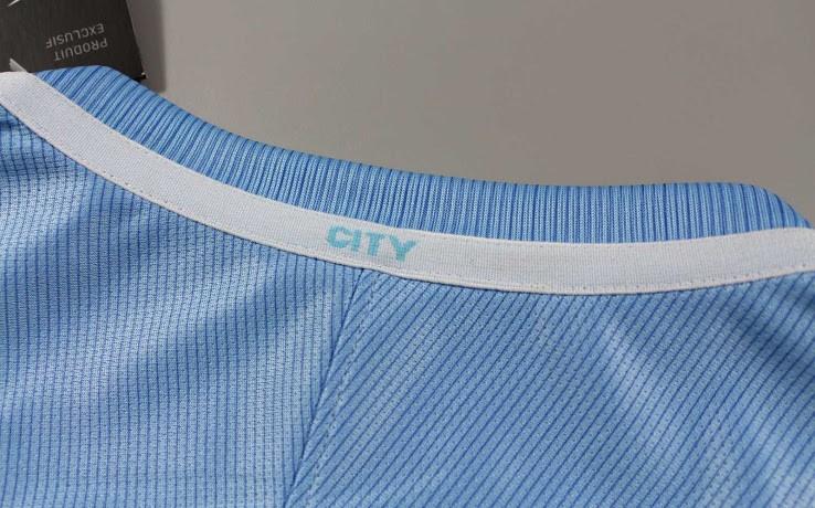 简约,曼城新主场球衣谍照流出 - 专业权威的足