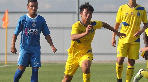 严鼎皓进球,波尔图U19获胜 - 专业权威的足球网